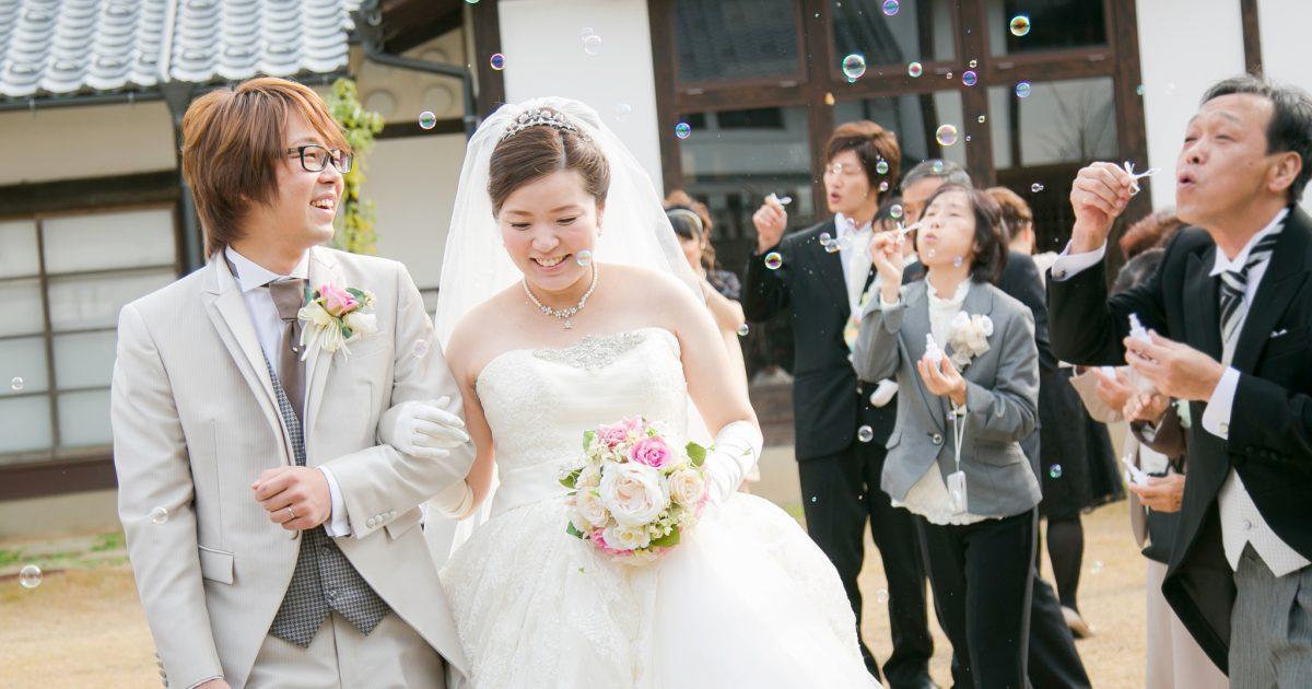ホテルENの婚礼