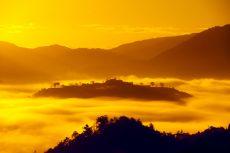 立雲狭からの絶景