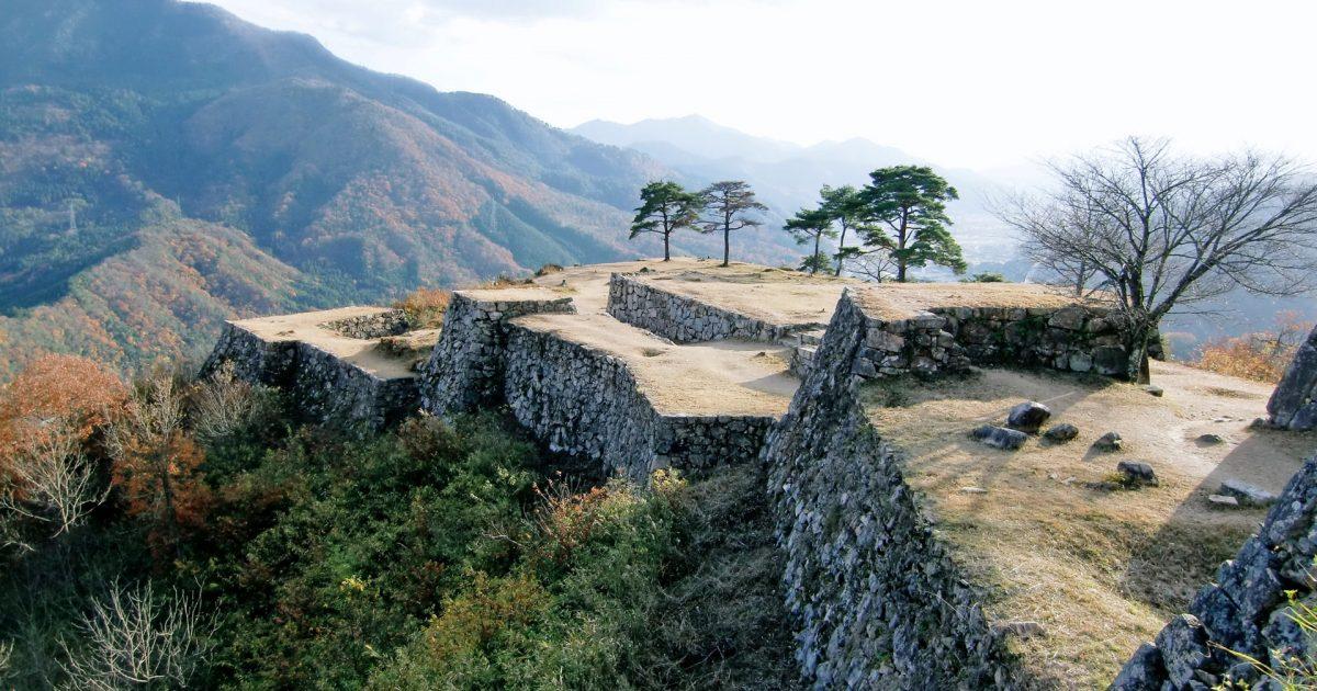 竹田城跡の冬季登城について
