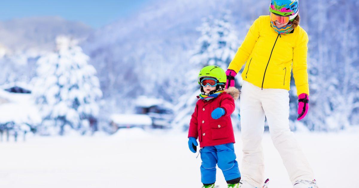 関西のスキー場